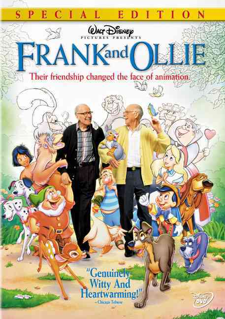 FRANK AND OLLIE:SPECIAL EDITION BY THOMAS,F/JOHNSTON, (DVD)