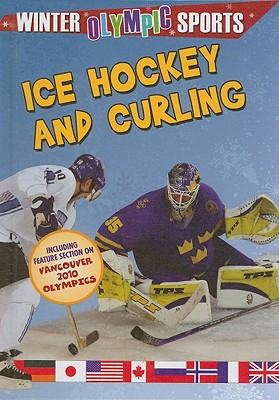Ice Hockey and Curling By Johnson, Robin