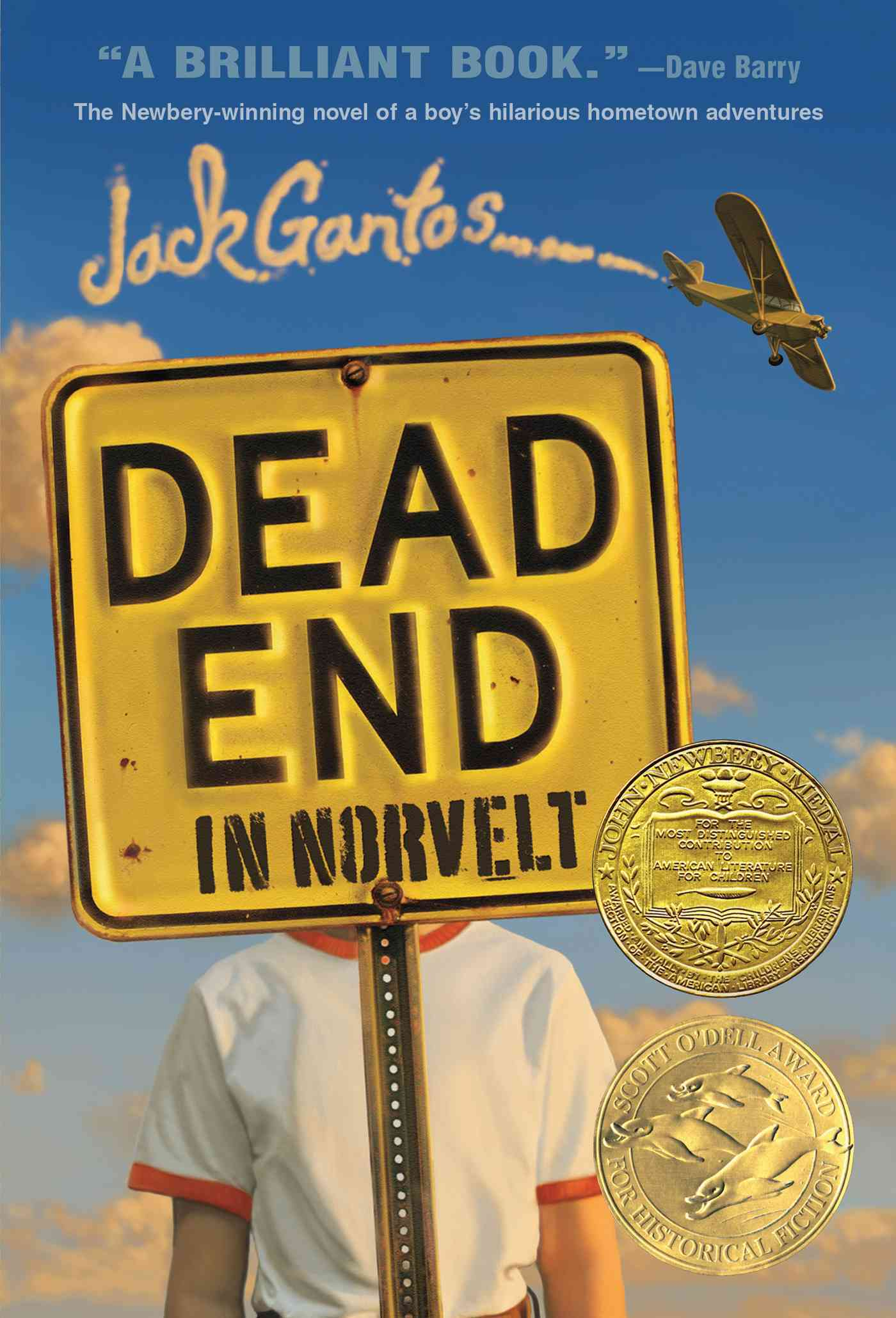 Dead End in Norvelt By Gantos, Jack